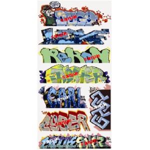 Graffiti Decals Mega Set 12 (8pk)