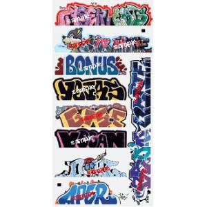 Graffiti Decals Mega Set 13 (9pk)