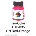Solvent Based Paint - Canadian National Red/Orange