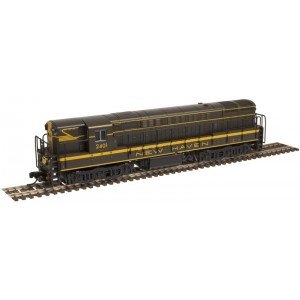 Train Master - New Haven 2402