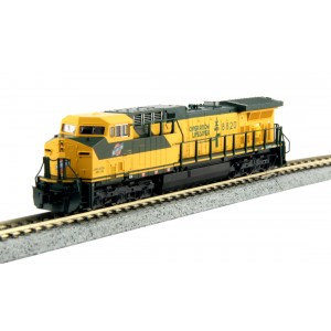 GE AC4400CW - Chicago & North Western 8820 (DCC Equipped)