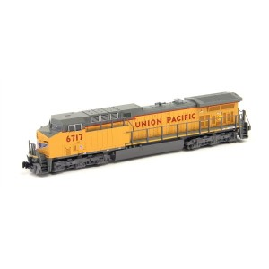 GE AC4400 - Union Pacific 6735 (DCC Equipped)