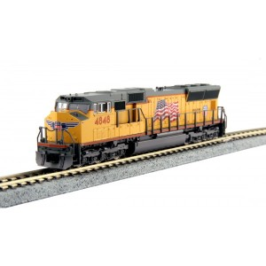 EMD SD70M - Union Pacific 4848 (DCC Equipped)