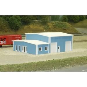 Contractors Building