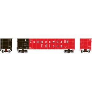 Thrall High Sided Gondola - Commonwealth Edison 3207