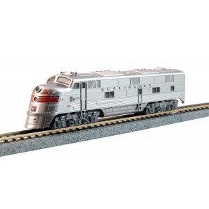 EMD E5A - CB&Q 9912A (DCC Equipped)