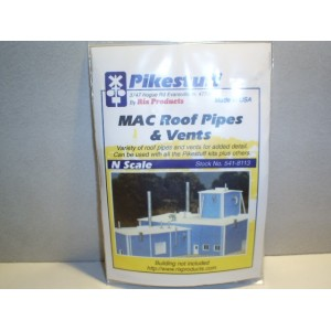 MAC Roof Pipes & Vents
