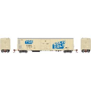 57' FGE Reefer - FGMR 12302
