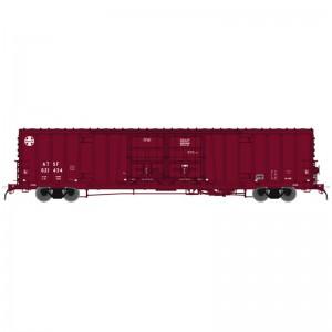 """BX-166 Box Car - Santa Fe 24"""" Logo 1 621434"""