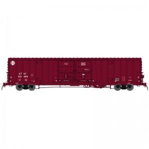 """BX-166 Box Car - Santa Fe 24"""" Logo 2 621489"""