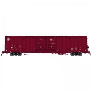 """BX-166 Box Car - Santa Fe 24"""" Logo 4 621349"""