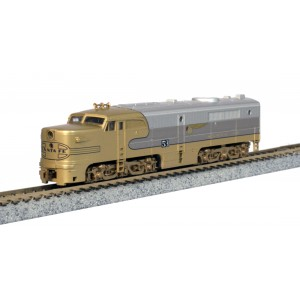 ALCo PA-1 - Santa Fe Goldbonnet 53L (DCC Equipped)