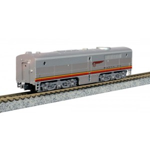 ALCo PB-1 - Santa Fe 70A (DCC Equipped)