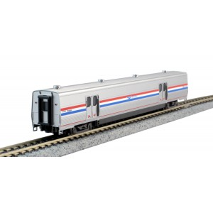 Amtrak Viewliner II Baggage Phase III Heritage 61058