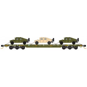 DODX Olive Drab 3-pack w/NEW Humvees