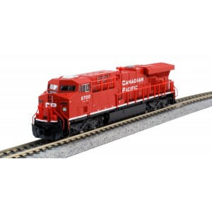 GE ES44AC - Canadian Pacific 8743 (DCC Equipped)