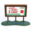 Country Billboard - Coca Cola