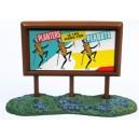 Country Billboard - Planters Peanuts