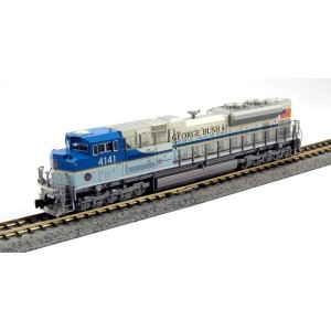 EMD SD70ACe - Union Pacific George Bush 4141 (DCC Equipped)