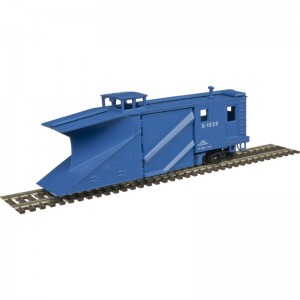 Russell Snow Plow - Great Northern X-1520