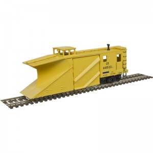 Russell Snow Plow - Conrail 64522