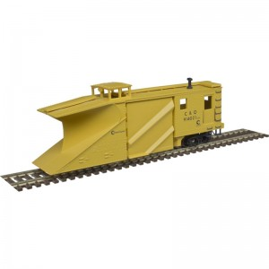 Russell Snow Plow - Chessie (C&O) 914021