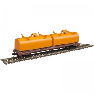 Cushion Coil Car - South Shore Freight 1696