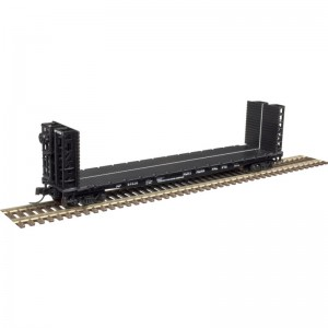 48' GSI Bulkhead Flat Car - Northern Pacific 67232