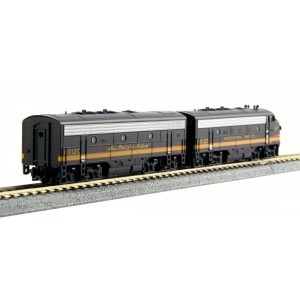 EMD F7A & F7B - Northern Pacific 6012D 6012C (DCC Equipped)(2pk)