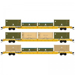 Flat Cars - Dept of Defence COFC 1