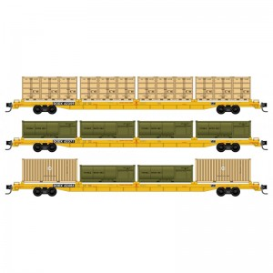 Flat Cars - Dept of Defence COFC 2