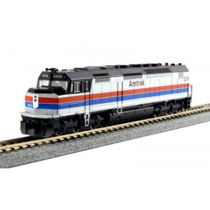 EMD SDP40F Type 1 - Amtrak Ph II 529 (DCC Equipped)