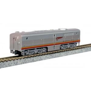 ALCo PB-1 - Santa Fe 70A (DC,DCC & Sound)