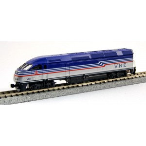 MP36PH - Virginia Railway Express V52 (DCC Equipped)