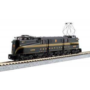 GG1 - Pennsylvania Railroad Brunswick Green 5-Stripe 4859 (DCC Equipped)