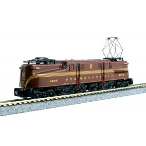 GG1 - Pennsylvania Railroad Tuscan Red 5-Stripe 4909 (DCC Equipped)