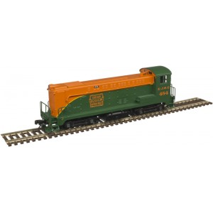 VO-1000 - Elgin Joliet & Eastern 484 (DCC Equipped)
