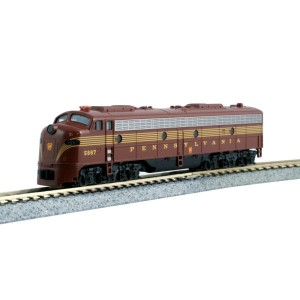 EMD E8A - Pennsylvania Railroad Five Stripe 5898 (DCC Equipped)