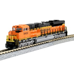 EMD SD70ACe - BNSF 8400 (DCC Equipped)