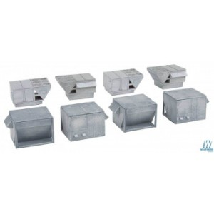 Heating/Ventilation/Air Conditioning Units (8pk)