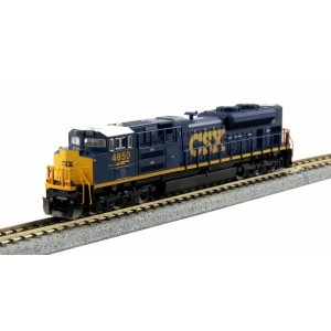 EMD SD70ACe - CSX 4835 (DCC Equipped)