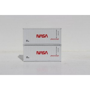 20' Containers - NASA (2pk)