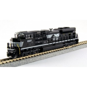 EMD SD70ACe - Norfolk Southern 1001 (DCC Equipped)