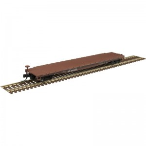 """53' 6"""" Flat Car - Southern Pacific 563225"""