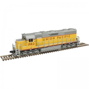 GP38 - Union Pacific 1988 (DC,DCC & Sound)