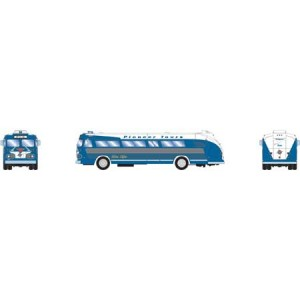 Intercity Bus - Pioneer Tours - D80/Special