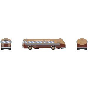 Intercity Bus - Capitol Bus Company - 64/Harrisburg