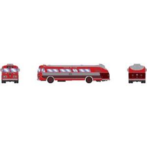 Intercity Bus - Rock Island - B1005/Owatonna