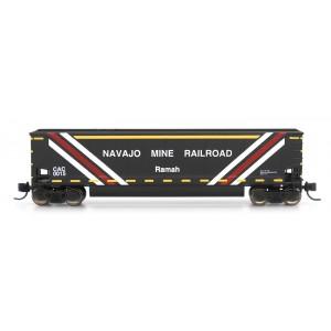 AeroFlo II Coal Gondola - Navajo Mine Railroad (6pk)