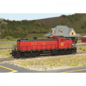 RS-2 - Chicago Great Western 52 (DCC Equipped)